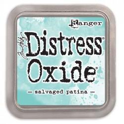 Distress Oxide salvaged patina