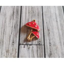 breloque champignons