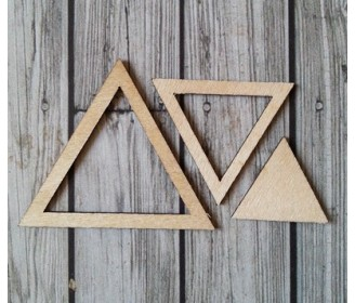 lot 3 triangles