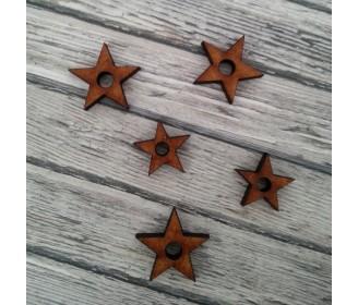 lot 5 étoiles bois
